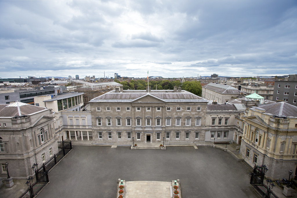 Leinster House | Houses of the Oireachtas | Flickr