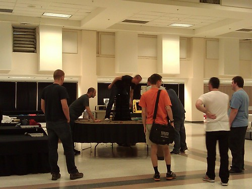 OneLUG sets up Orthanc at BrickCon | by Dunechaser