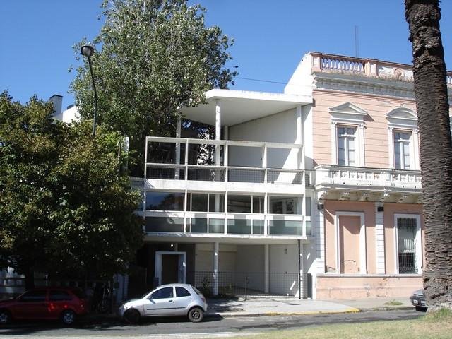 Casa curutchet la plata argentina le corbusier - Casas de le corbusier ...