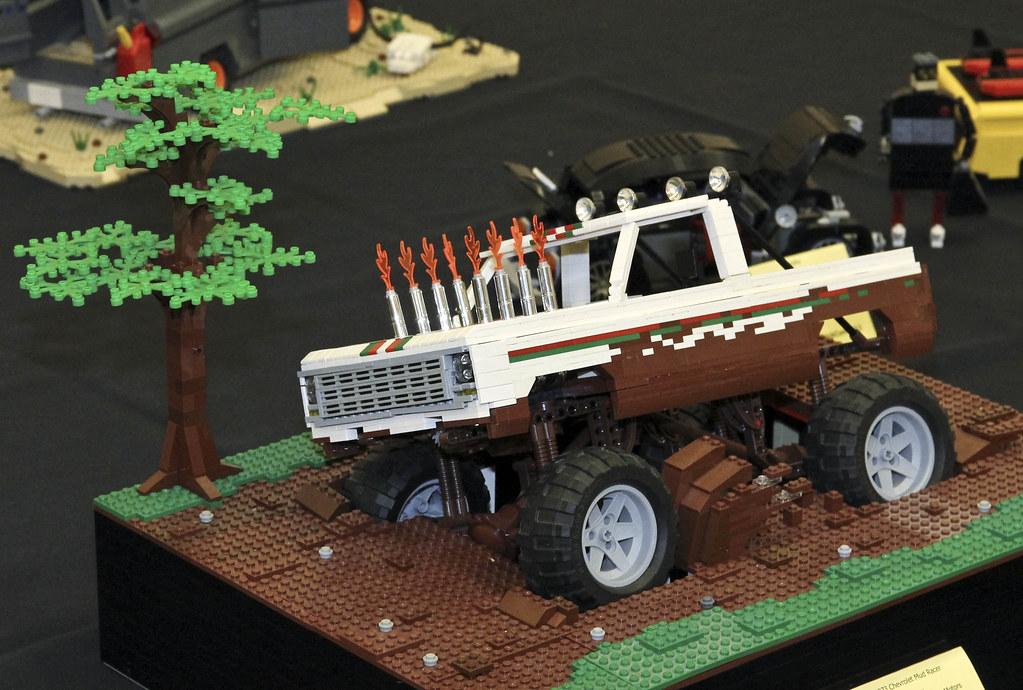 Lego 1973 Mud Racer By Tim Inman At Brickcon 2011 Flickr