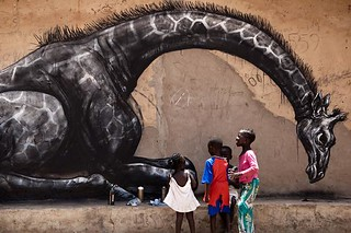 GAMBIA-WOW 2011 | by ROA !