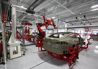 Tesla Autobots | by jurvetson