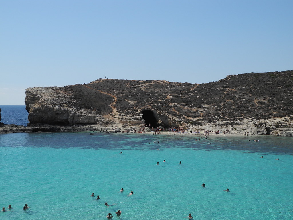Image result for blue lagoon comino
