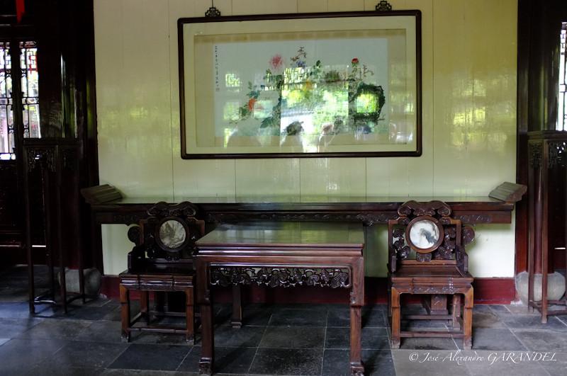 Voyage en chine 233 shanghai le jardin du mandarin yu for Alexandre jardin le zubial