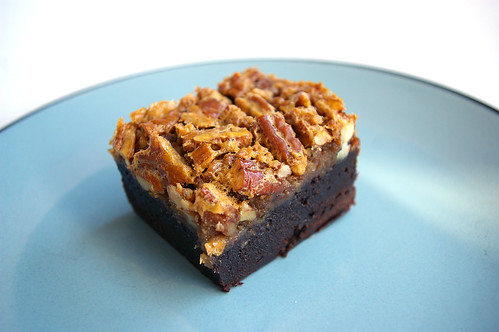 Solo brownie | by Patent and the Pantry
