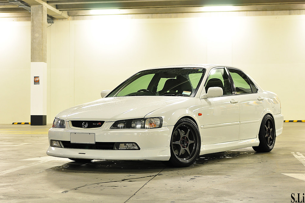 Honda Accord Sirt T Cf4 Steven Li Flickr