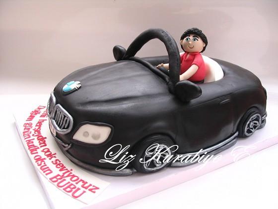 Bmw Birthday Cake Liza Oktanyan Flickr