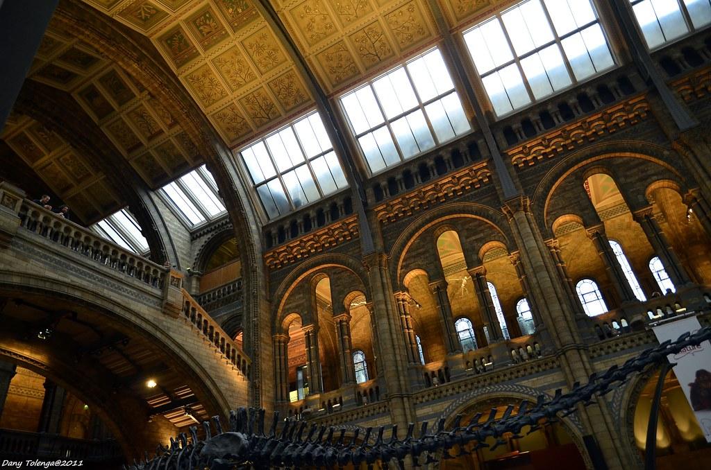 Londres the british museum en 1865 un nouveau for Nouveau batiment londres