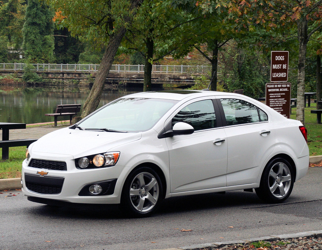 2012 chevy sonic ltz turbo sedan alex nunez flickr. Black Bedroom Furniture Sets. Home Design Ideas