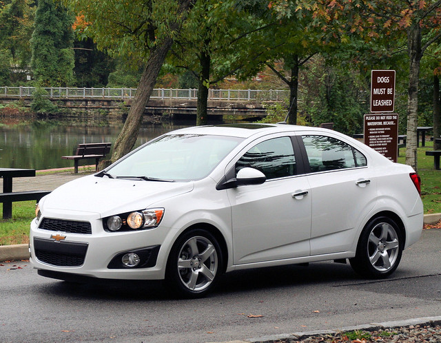 2012 chevy sonic ltz turbo sedan flickr photo sharing. Black Bedroom Furniture Sets. Home Design Ideas