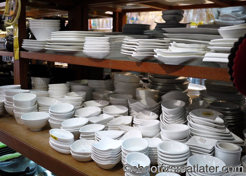 kitchen wares at shanghai st yau ma tei 33 by shoot first - Kitchen Wares