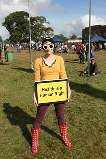 Health is a Human Right, EP2011 | by Amnesty International - Ireland