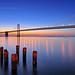 First light @ Bay Bridge