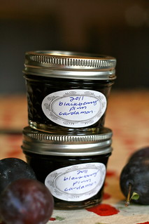 blackberry plum cardamom. | by talkoftomatoes