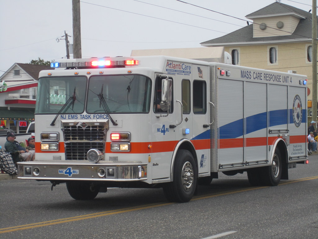 All About Trucks >> NJ EMS Task Force | Mass Care Response Unit 4. Spartan