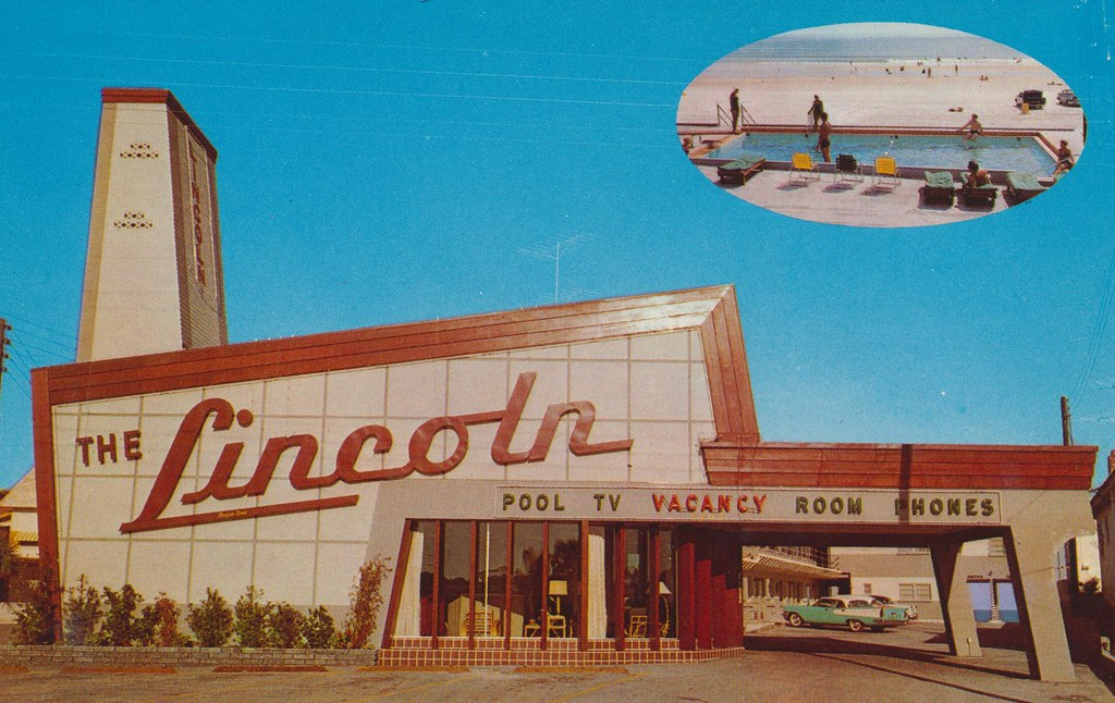 The Lincoln Motel - Daytona Beach, Florida