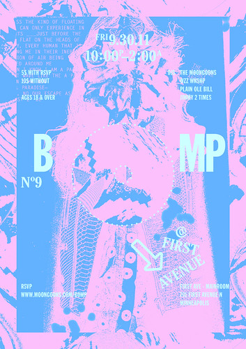 BOMP Flyer - Sept. 2011 | by Travis Stearns