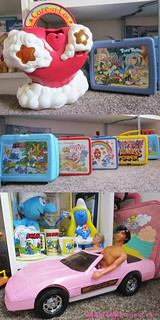 My Vintage Toy Collection | by Jessie {Creating Happy}