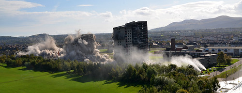 Panaramic Demolition | by Eddie McGuire Photography