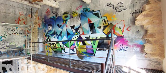 decoration murale urbaine