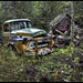 Abandoned Truck & Shack