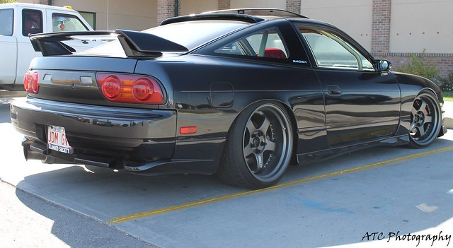 Nissan S13 240sx Hatchback Extensively Modified Very