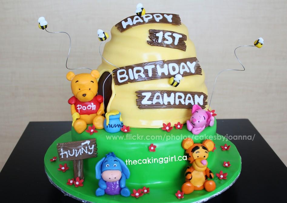Cake Design Pooh : Winnie the Pooh cake More Winnie The Pooh Cake designs I ...