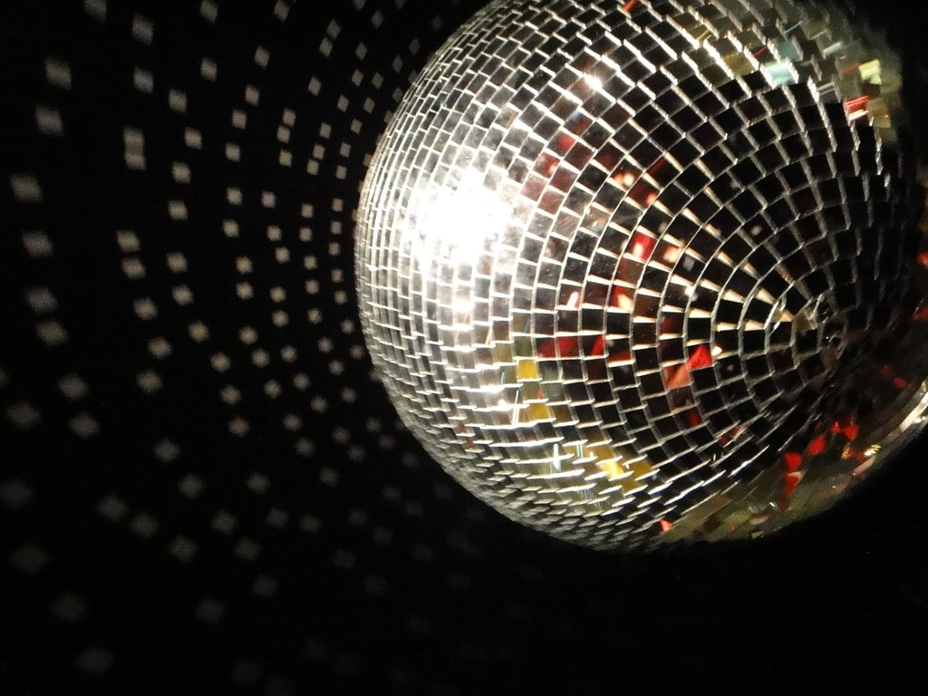 Disco Ball Matt Kieffer Flickr