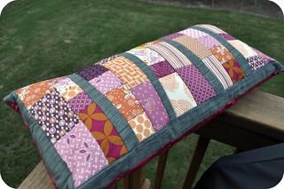 Pillow Talk Swap Pillow - Finished! | by j_q_adams