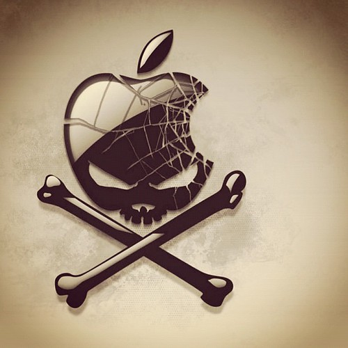The only real Pirate of Silicon Valley #stevejobs #rip | by Tanzen80