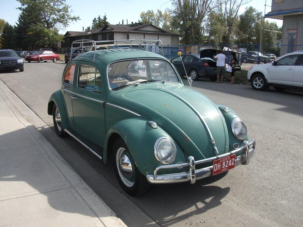 1960 Volkswagen Beetle Nice Older Air Cooled Volkswagen
