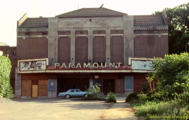 paramount theatre in lynchburg virginia june 1983