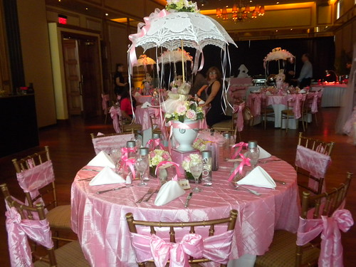 056 Elegant Gift Gallery Created This Baby Shower