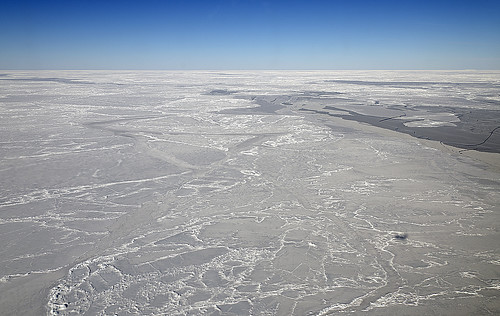NASA's DC-8 Flying Over the Weddell Sea | by NASA Goddard Photo and Video