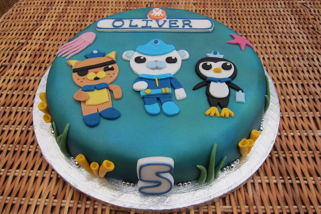 Octonauts Cakes Easy