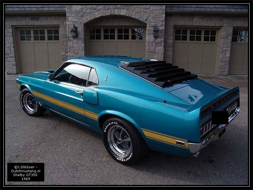 1969 Ford Mustang Shelby Gt350 010 Arjan N Flickr