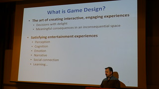 Mike Sellers: What is Game Design? | by mimmi