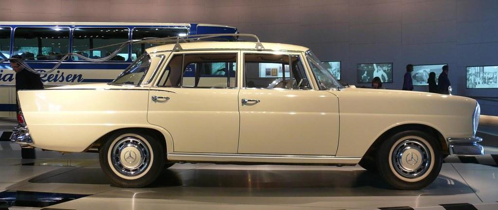 Mercedes benz 220 s 1964 yellow r stkone flickr for 1964 mercedes benz