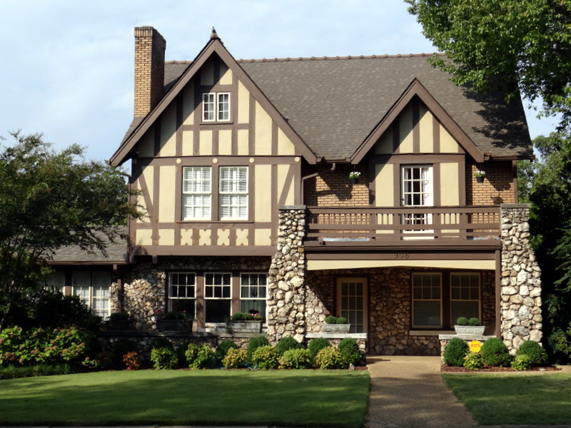 Beautiful Tudor Style Home Forest Park Birmingham Alaba Flickr