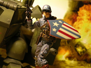 Captain America - The World at War | by 1/6th shooter