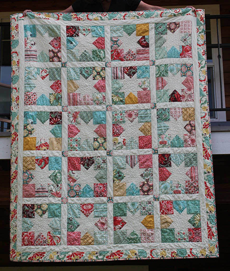 Senior Year Quilt Kate Spain S Fandango For Moda And