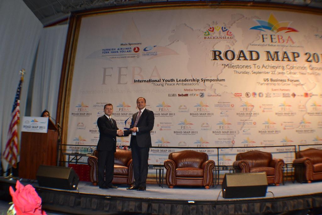 Road Map 2011 - FEBA - Javits Center, NY | Road Map 2011 - F ...