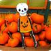 Pumpkin Skellie goes to market!