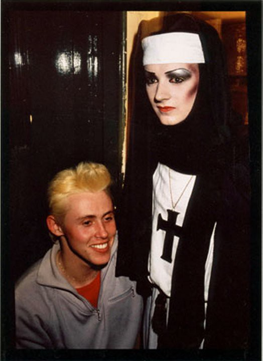 boy george and kirk brandon flickr