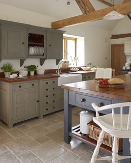 Beautiful Chalon Kitchen | by ChalonHandmade