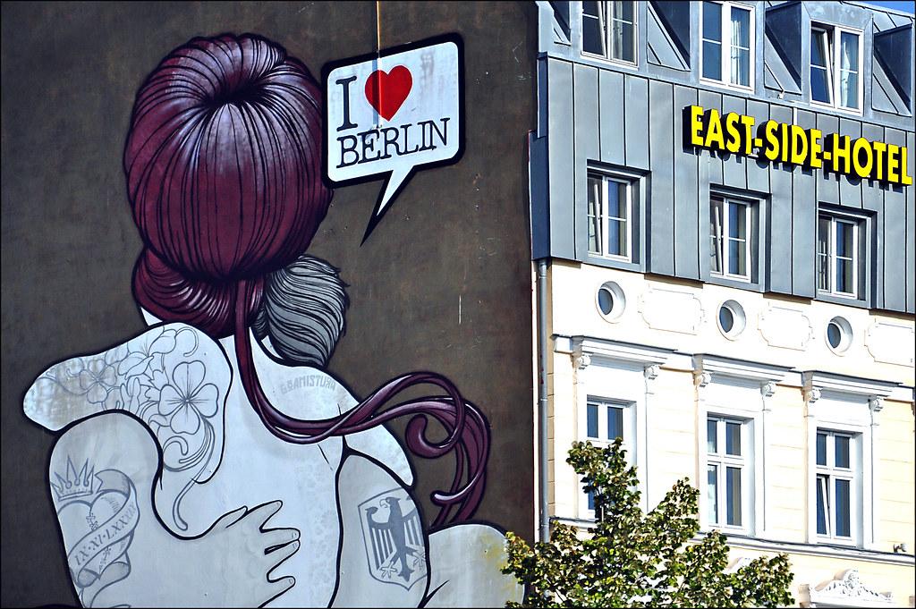 Hotel Berlin East Landsberger Allee