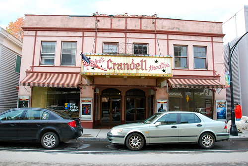 Chatham Crandell Theater | by PilotGirl