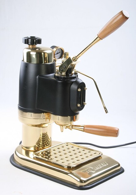 la cimbali micrcimbali espresso machine lever flickr photo sharing. Black Bedroom Furniture Sets. Home Design Ideas
