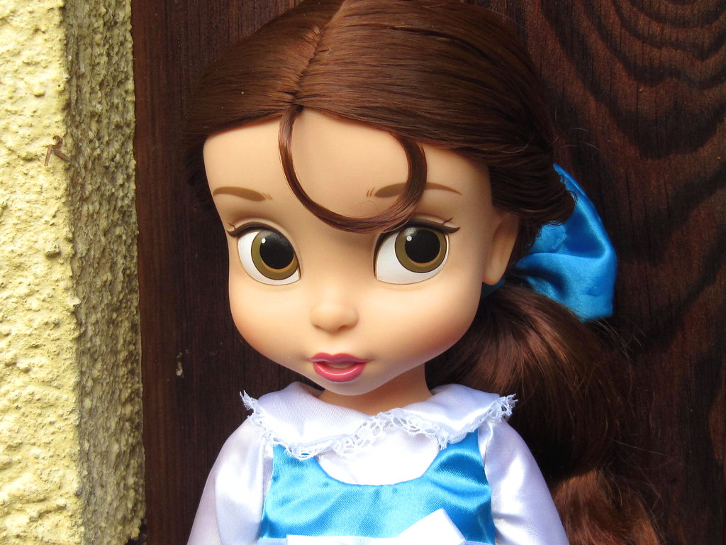 Belle Hairstyle Tutorial Beauty And The Beast Inspired Hairstyles For S Princess