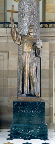 Father Junipero Serra Statue | by USCapitol